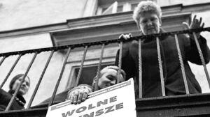 """Protest dla Jolanty Brzeskiej. """"To ofiara polityki miasta"""""""