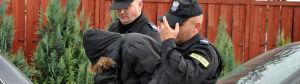 Pościg i strzały we Włochach [br] Dwaj policjanci ranni