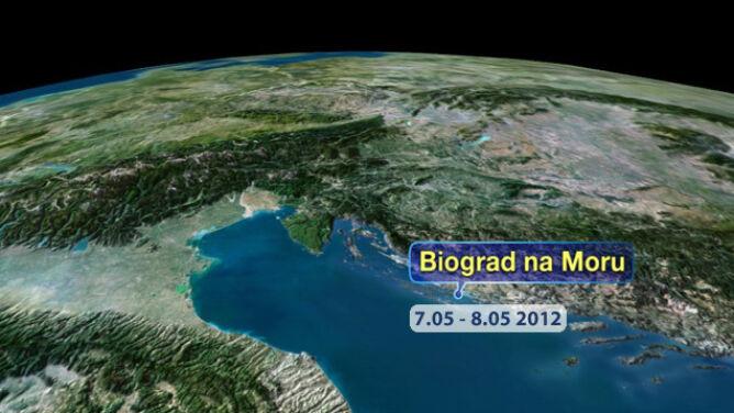 Przystanek Biograd na Moru