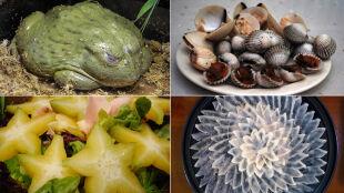 Oto najbardziej niebezpieczne potrawy świata
