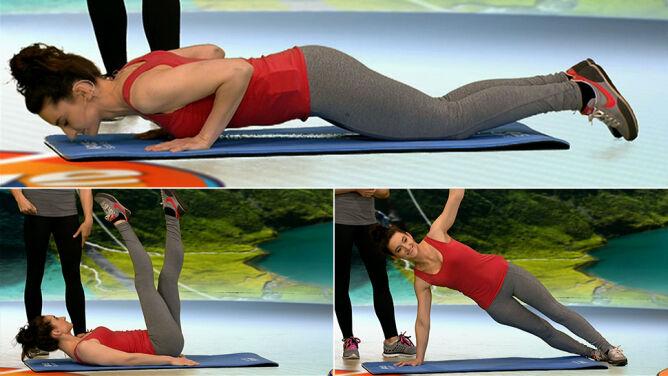 Zanim wskoczysz na rurę, wzmocnij swoje mięśnie