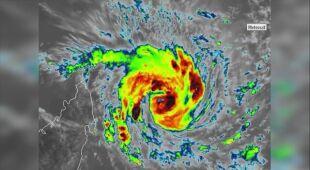 Cyklon Enawo zbliża się do Madagaskaru