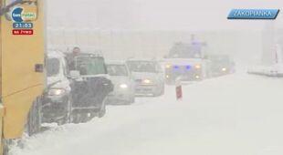 15.03 | Śnieżny paraliż