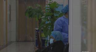 Chińskie szpitale pełne zarażonych koronawirusem