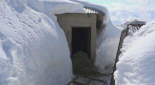W Turcji spadł obfity śnieg